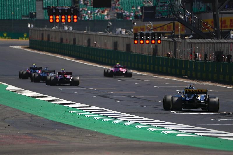 Brit Nagydíj: a hivatalos F1-es rajtrács Silverstone-ból