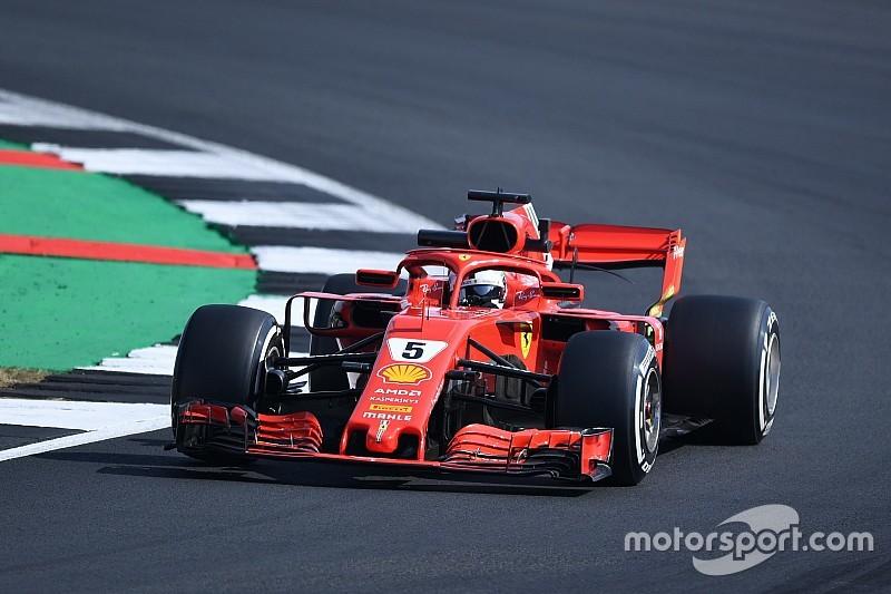 EL2 - Vettel riposte, Verstappen au tapis