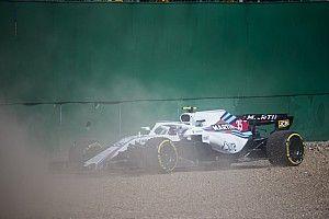 Stroll en Sirotkin starten Britse GP vanuit pitstraat