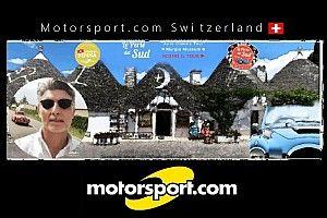 """Lorenzo Senna sera le porte-parole de l'évènement """"Le Perle del Sud"""""""