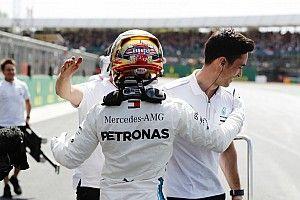 Hamilton logra una pole histórica; los españoles, fuera del top10