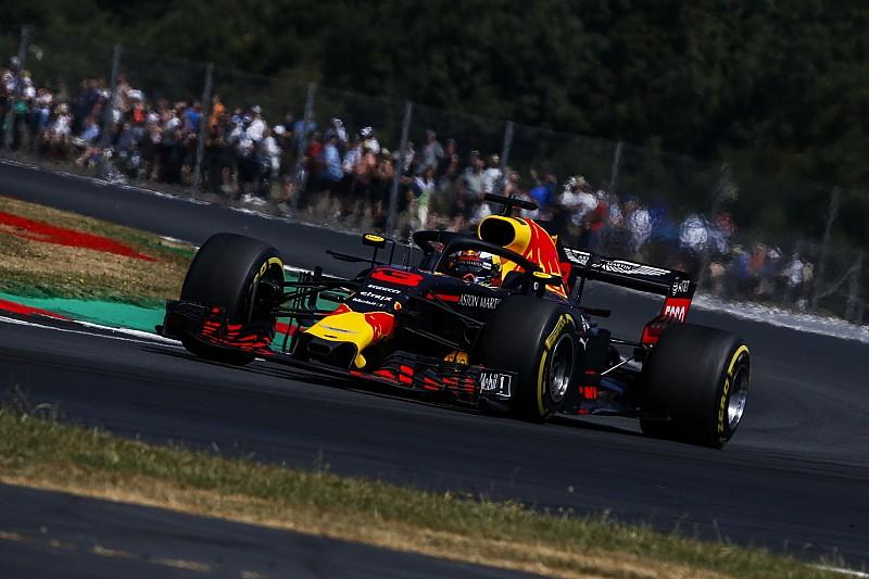 """Ricciardo: """"Nem tudtam mit kezdeni Bottassal"""""""