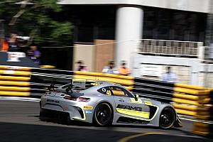 GT Rennbericht GT-Weltcup Macao: Massencrash überschattet Qualirennen