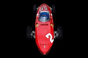 Fórmula 1 Artículo especial Los Ferrari F1 de leyenda: el 'nariz de tiburón' 156