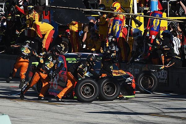 NASCAR Cup Noticias de última hora NASCAR limitará el personal de los equipos en las carreras