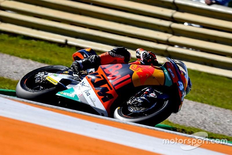Oliveira risponde a Bagnaia nel secondo giorno dei test di Jerez