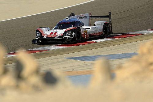 Porsche lidera el último entrenamiento en Bahrein