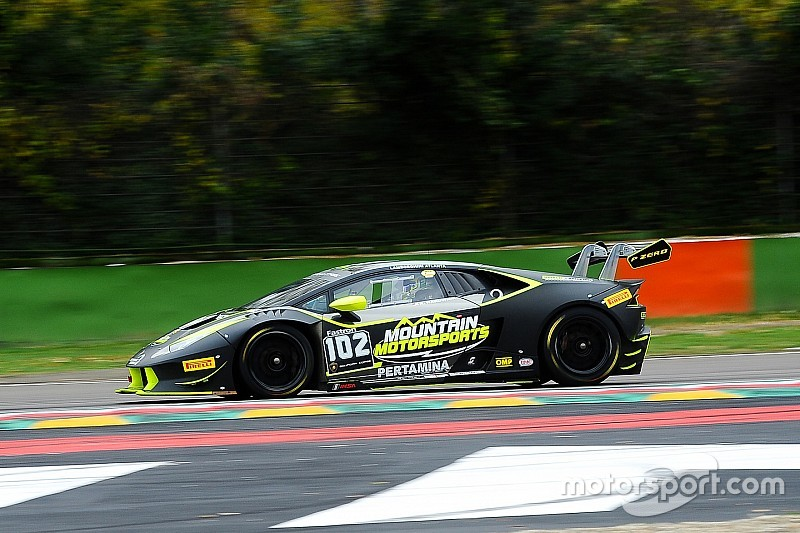Lamborghini World Final: Hardwick on pole for Am/Cup Race 2