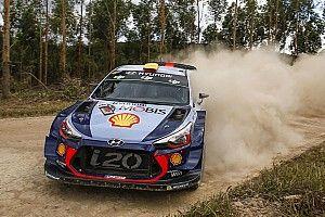 Hyundai domina la Tappa 1 del Rally d'Australia con Mikkelsen e Neuville
