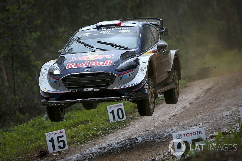 Autosport Awards: Ogier wins Rally Driver of the year