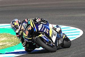 Moto2 Testverslag Bendsneyder boekt progressie tijdens Moto2-test Valencia
