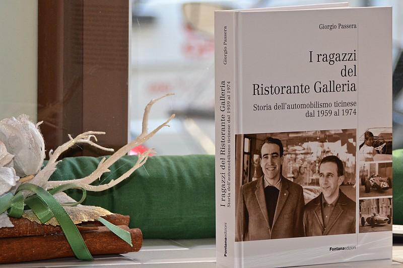 """Giorgio Passera e Fontana Edizioni presentano """"I ragazzi del Ristorante Galleria"""""""