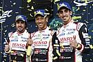 WEC斯帕6小时:阿隆索代表丰田首秀夺冠,耀莱成龙DC车队领跑LMP2积分榜