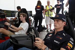 Livestream: iRacing 24 uur Daytona met Max Verstappen