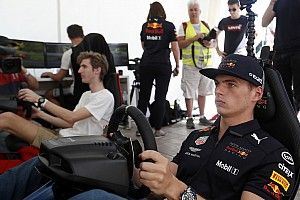 Verstappen en Norris weer teamgenoten in iRacing 24 uur van Spa
