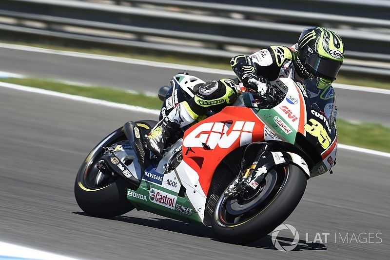 """Crutchlow: Marquez won't have won """"so easy"""" with my bike"""