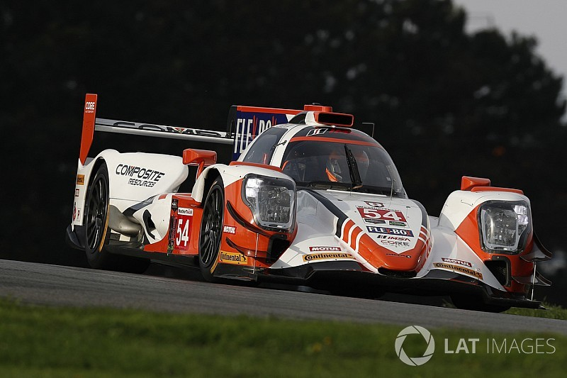 Watkins Glen IMSA: Dumas puts P2 car on top in FP2