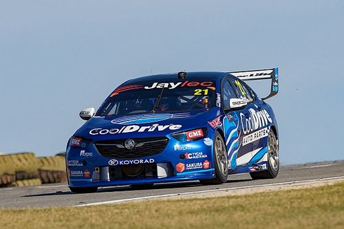 Super2 drivers given Winton Supercars seat time