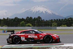 霧が晴れた富士、30分の公式練習は23号車MOTUL AUTECH GT-Rトップ