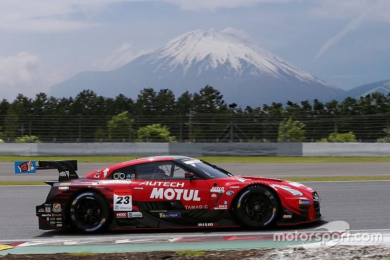 Super GT Fuji: Nissan rahat kazandı, Kovalainen ikinci