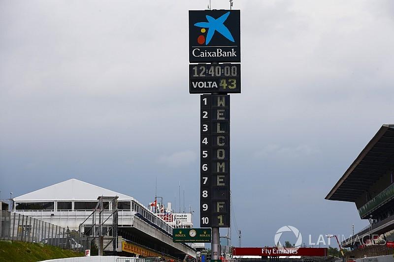 Los horarios del GP de España