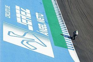 Diaporama : Thomas Lüthi dans le Grand Prix d'Espagne