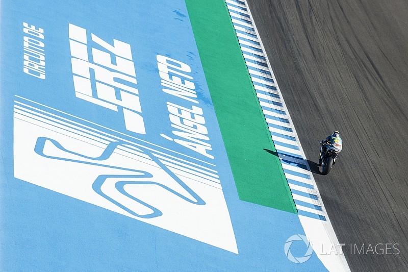 Fotogallery : Thomas Lüthi nel Gran Premio di Spagna