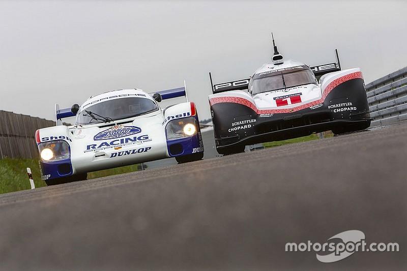 Porsche устроит на «Нюрбургринге» заезды прототипов-рекордсменов