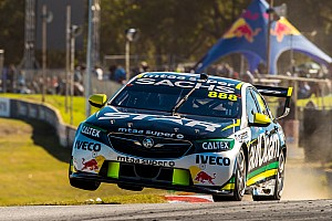 Supercars Breaking news Lowndes cool on early retirement talk