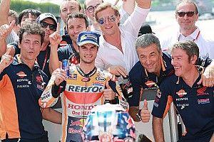 MotoGPマレーシア予選:ペドロサが逆転ポール。転倒マルケス7番手