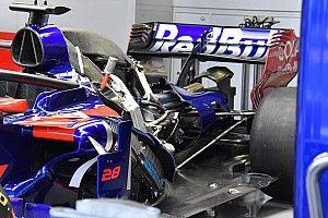 Toro Rosso: ecco i tre pacchi radianti della STR12