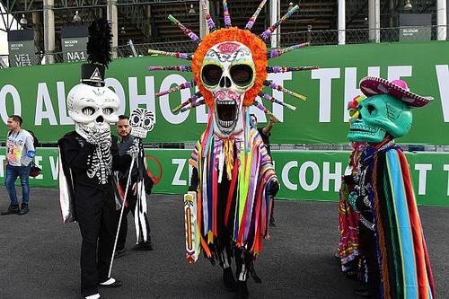 Mexico GP: Top photos from Thursday