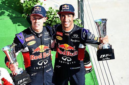 Kvyat a contacté Red Bull avant l'annonce de Ricciardo