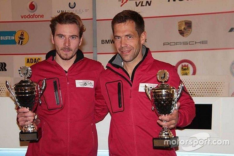 VLN: tripudio Toyota Swiss Racing, Jonathan Hirschi miglior elvetico