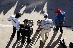 Formel 1 News Toto Wolff: Konstrukteurs-WM gerechter Lohn für harte Arbeit