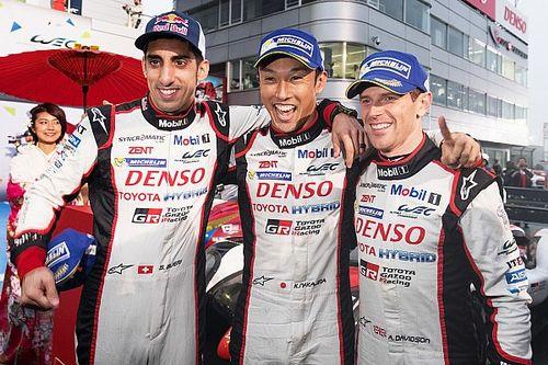 Fuji WEC: Kısaltılan yarışı Toyota kazandı