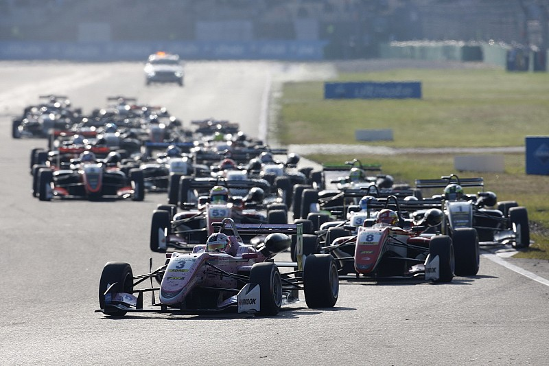 La Formula 3 al posto della GP3 come supporto della Formula 1 nel 2019