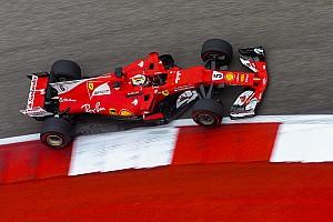 Vettel, antrenmandaki problemler nedeniyle yeni şasiye geçti