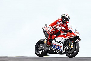 """MotoGP Noticias Lorenzo: """"Ni siquiera tiene sentido recordar este fin de semana"""""""
