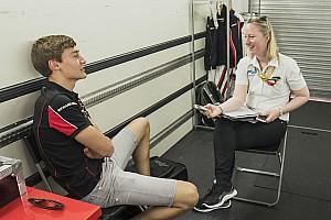 FIA F2 Contenu spécial Mon job: directrice de communication en FIA F2 et GP3