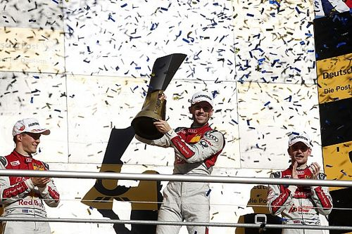 "Rast the ""rightful"" 2017 DTM champion, says Wittmann"