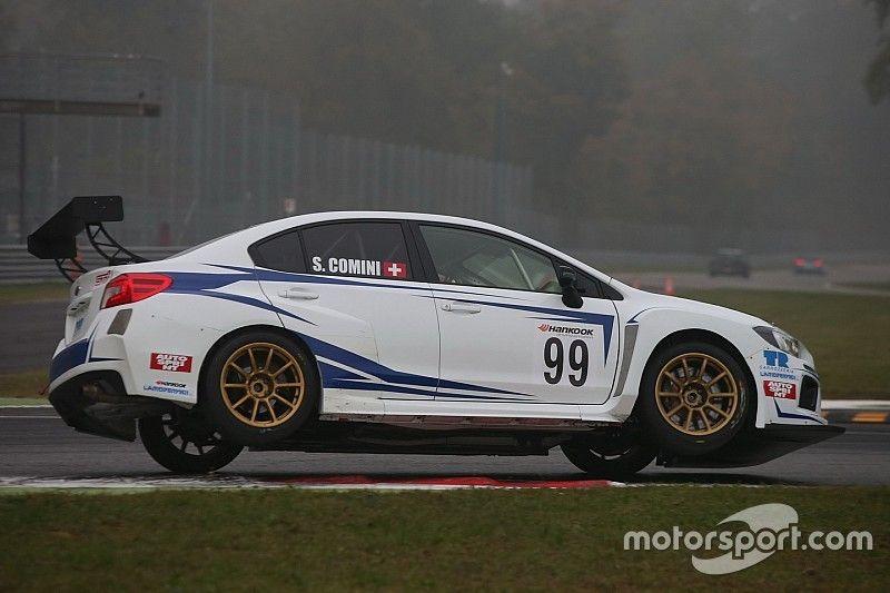 Europe: al Paul Ricard corre anche Stefano Comini con il team Race Republic