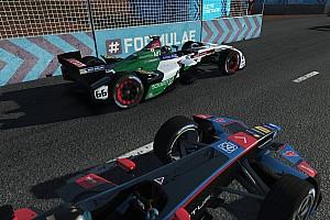 eSports Actualités Test - La Formule E électrise rFactor 2