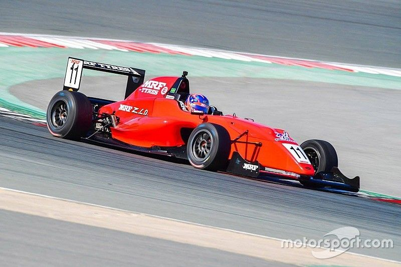 Dubai MRF: Drugovich eases to Race 1 win
