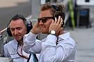 Formel 1 Rosberg: V6-Hybrid