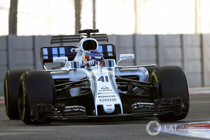 Sirotkin backing to be spent on car development - Williams