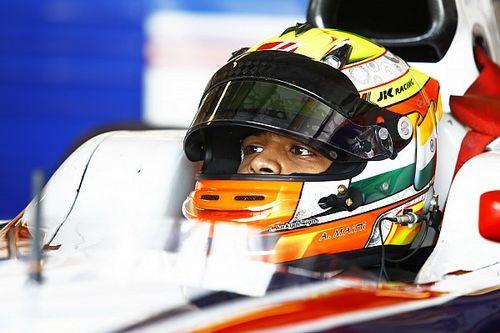 Maini y Ferrucci, pilotos junior de Haas, serán compañeros en la F2