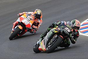 MotoGP Reaktion Zarco über Pedrosa-Crash:
