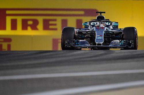 """Wolff déplore un résultat """"pas génial"""" pour Mercedes"""