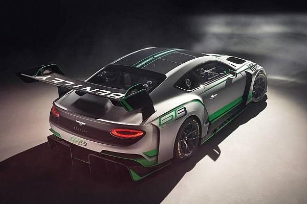 GT I più cliccati Fotogallery: ecco la nuova Bentley Continental GT3